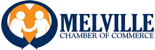 Logo, Melville chamber of commerce